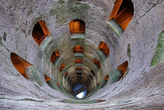 Pozo de San Patricio en Orvieto