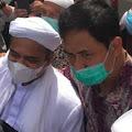 Rizieq Shihab Didakwa Lakukan Penghasutan Kerumunan di Petamburan
