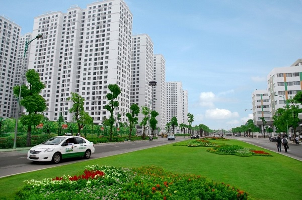 Amenities and activities in Times City