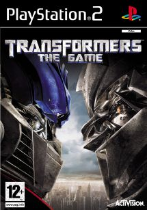 Transformers The Game PS2 ISO