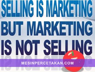 Cara Sukses Marketing | Bisnis Percetakan