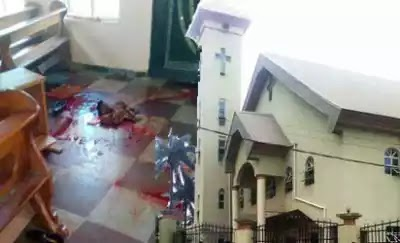 St Philips Catholic Church Killing: An inside Story