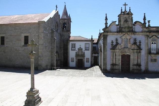 Igreja e Convento de São Francisco em Guimarães
