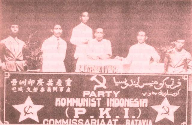 Tujuan Partai Komunis Indonesia