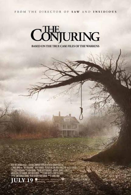 أقوى 10 أفلام رعب لن تستطيع إنهاءها.. أفضل أفلام الرعب المخيفة على الإطلاق فيلم الرعب The Conjuring 2013
