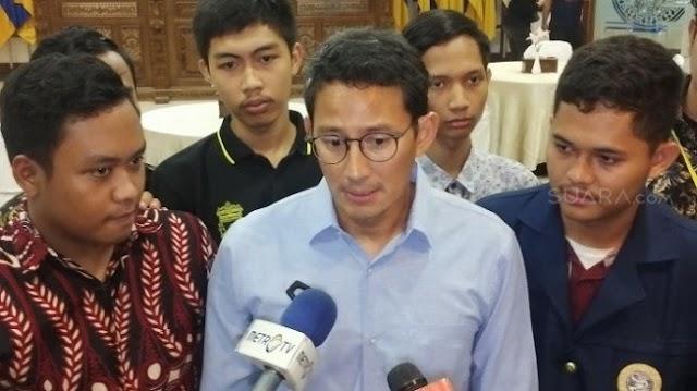 Arahan Khusus dari Jokowi dan Maruf Amin untuk Sandiaga Uno