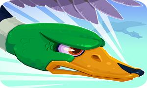 تحميل لعبه Duckz! مهكره وجاهزه للأندرويد