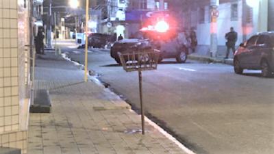 Assalto a bancos termina com deixa 13 mortos Milagres Ceará