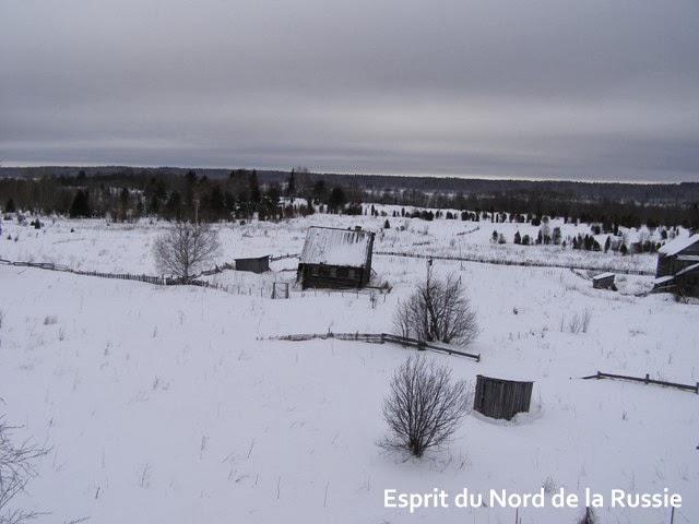 le village Yandomozero