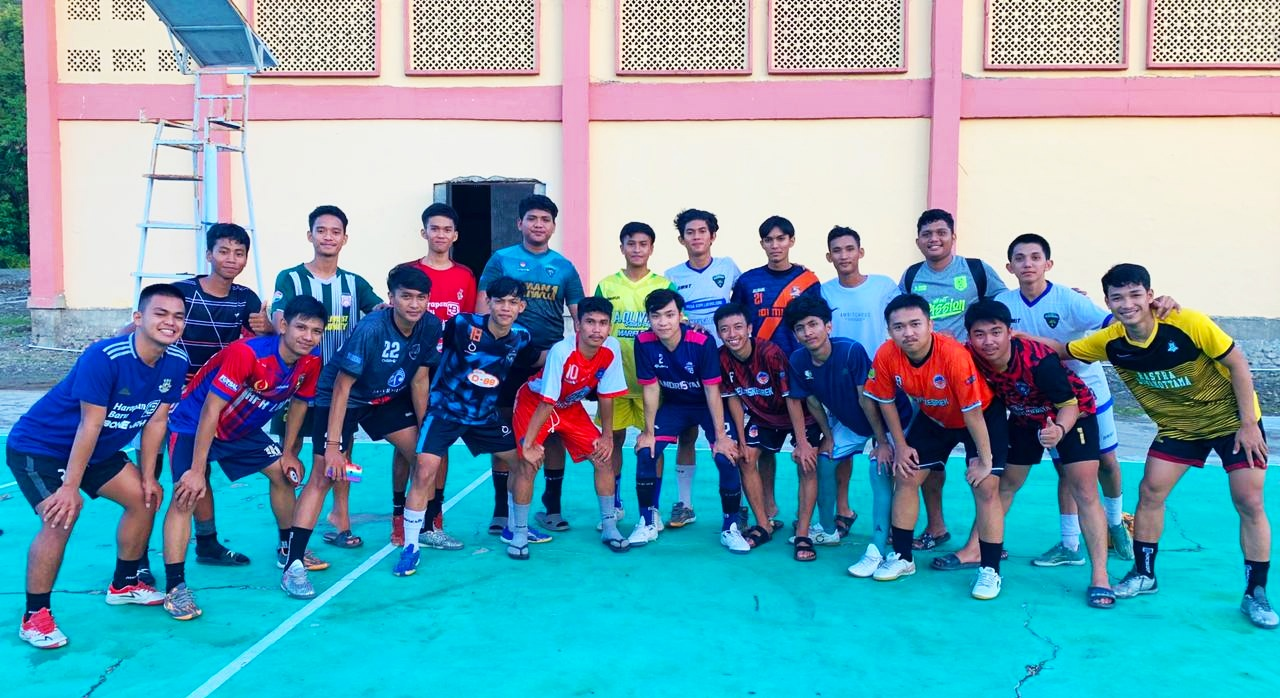 Futsal Pra Porprov Luwu Vs BMD Olang, Skor 3-1