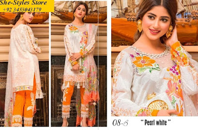 Qalamkar Eid-Ul-Fitr Collection 2017