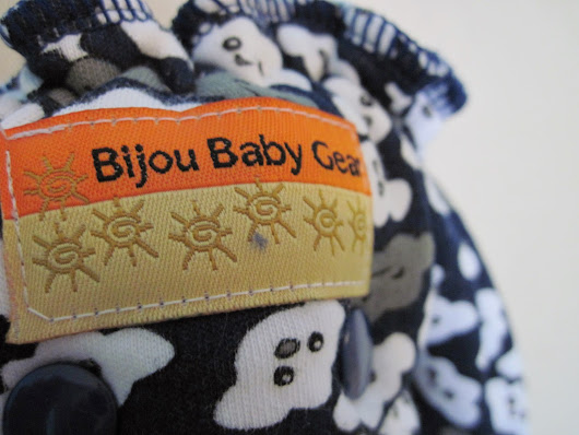 BijouBabyGear Cloth Diaper Etsy Shop Review + Giveaway
