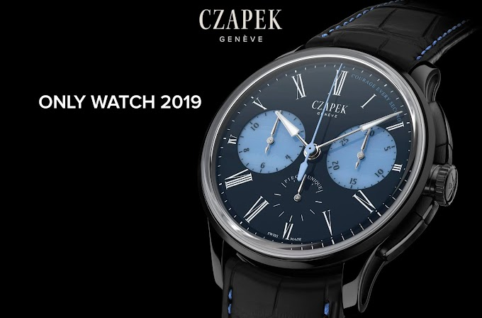 CZAPEK - Only Watch 2019
