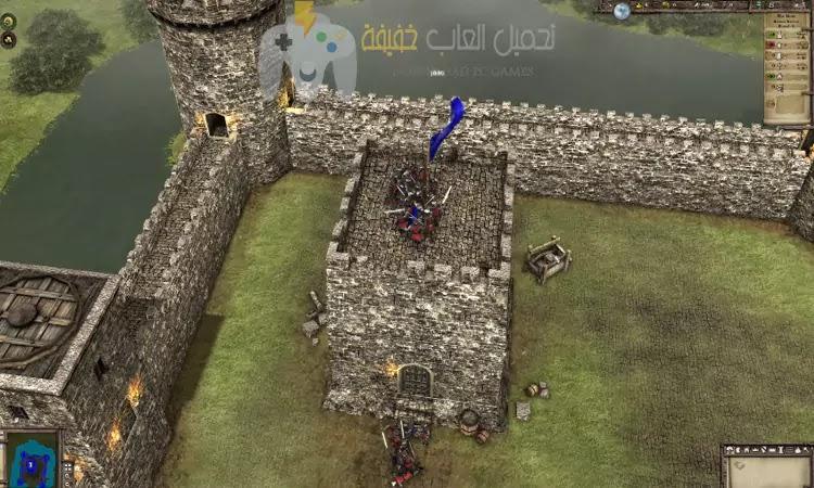تحميل لعبة صلاح الدين 3 Stronghold 3 Gold