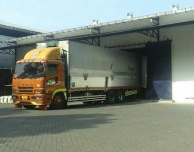 Sewa Truk Wing Box Surabaya Malang