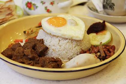 6 Makanan Terlezat Didunia, Nomer 1 dan 2 Asli Makanan Khas Indonesia