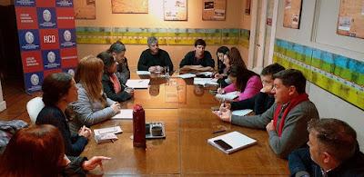 Crisis económica de Necochea en el Concejo Deliberante