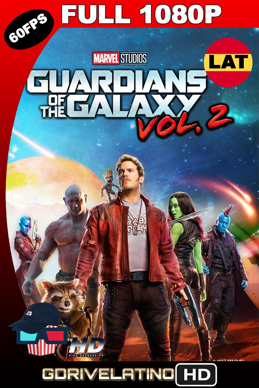 Guardianes de la Galaxia Vol. 2 (2017) BDRip FULL 1080p (60 FPS) Latino-Ingles MKV