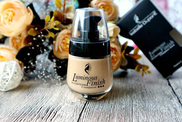 Isabelle Dupont Luminous Finish Moisturizing Foundation Тональный крем