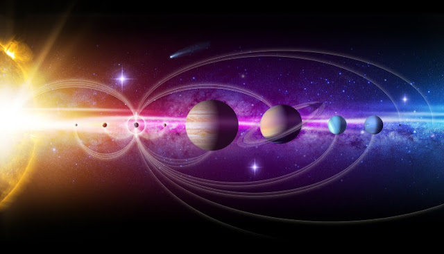 The universe is not the product of billions of years of cosmic evolution, but was created recently.