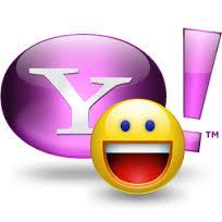Logo Aplikasi Pesan Instan Yahoo! Messenger
