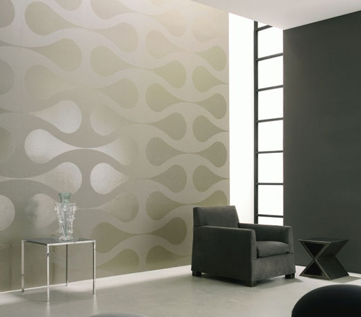 Contemporary Wallpaper Ideas: Modern Wall Covering 2017