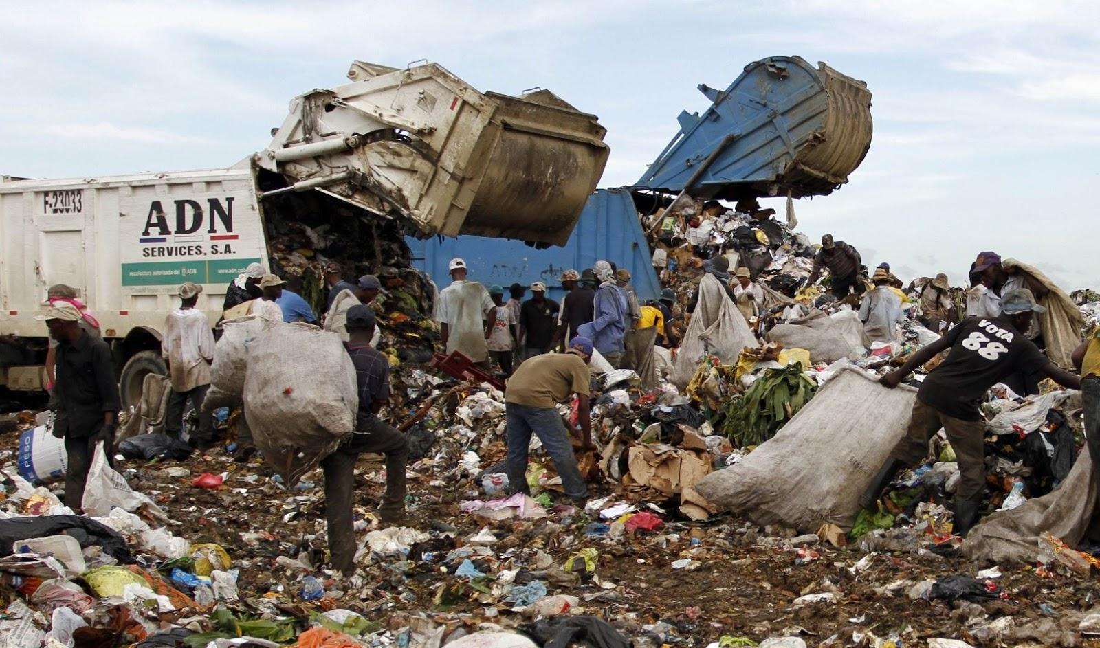 El negocio de la basura, una mina sin explotar en República Dominicana