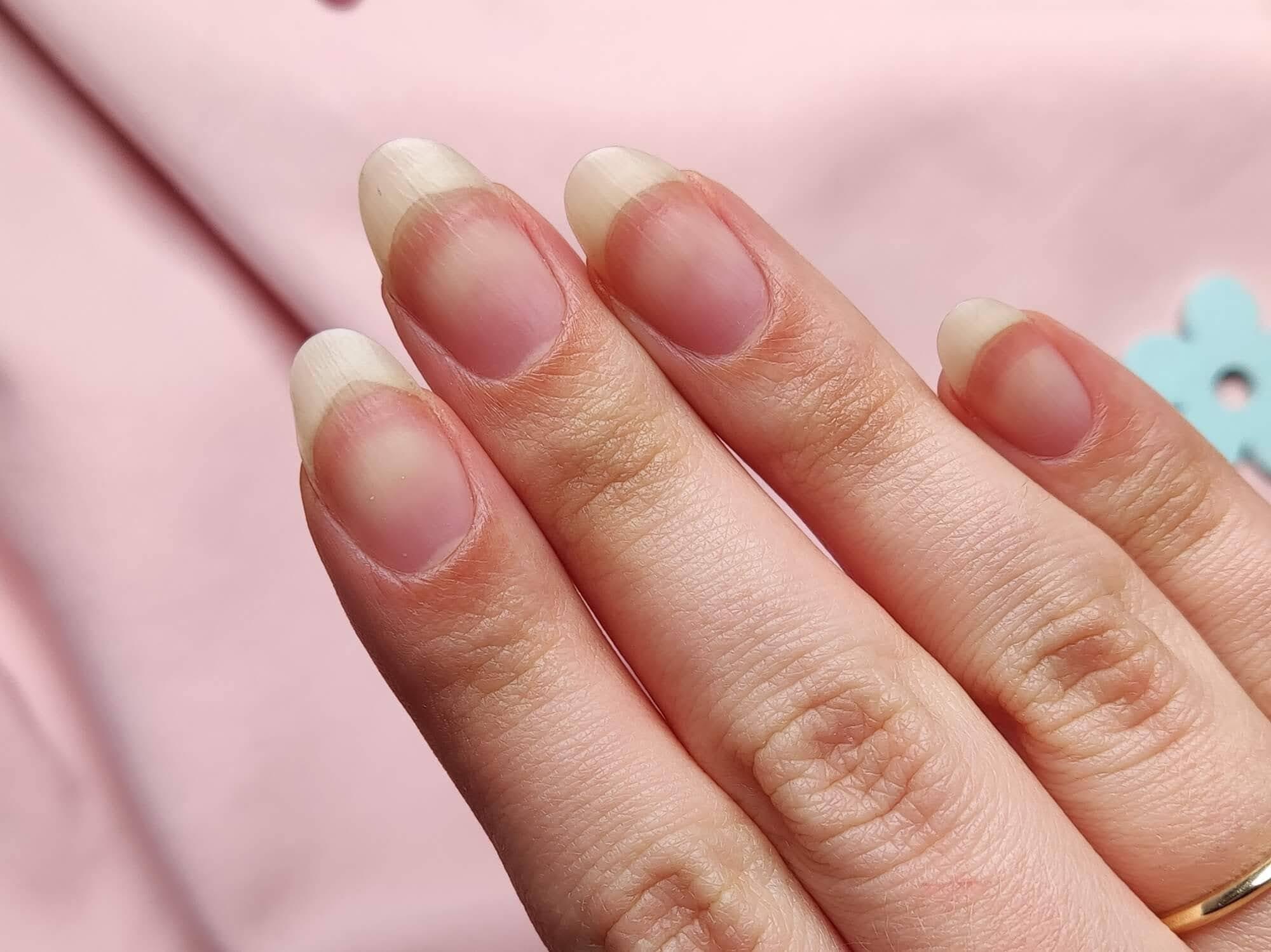 paznokcie po miesiącu zapuszczania