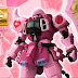 MG 1/100 Zaku Warrior (Live Concert Version) - Release Info