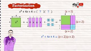Contoh soalan yang membentuk susunan segiempat sama (square)