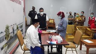 Bupati Jember Ajak Penyintas Covid-19 Donor Darah Plasma Konvalesen