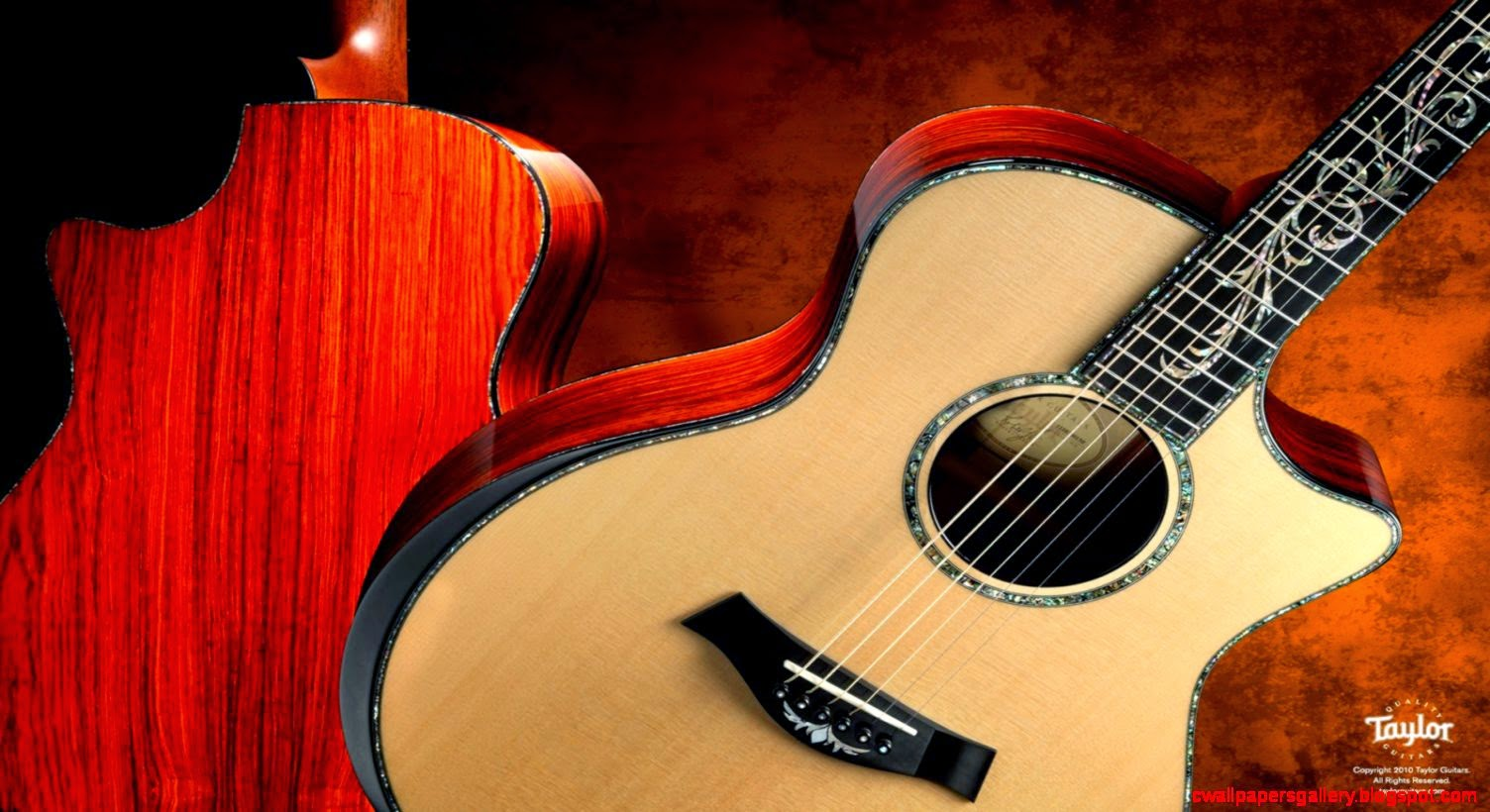 taylor guitars wallpapers - photo #7