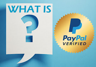 What is a verified PayPal account