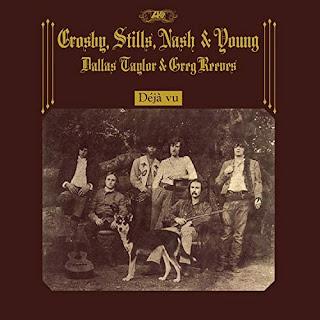 """Ο δίσκος των Crosby, Stills, Nash & Young """"Déjà vu"""""""