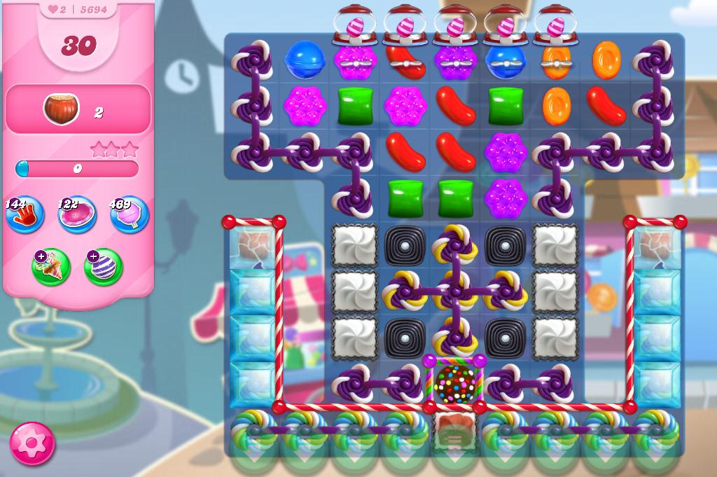 Candy Crush Saga level 5694
