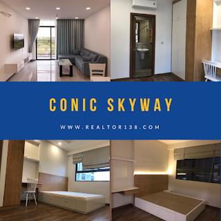 Cho thuê căn hộ Conic Skyway khu dân cư 13B Conic