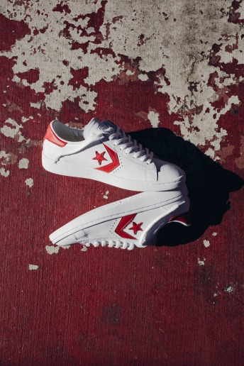 Converse Pro Leather LP Leather Ox Casino Red