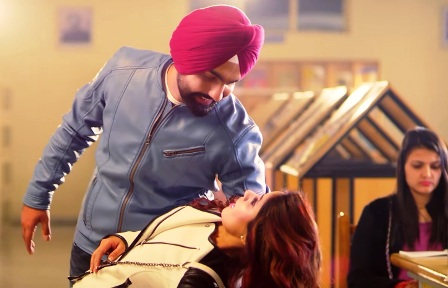 Dimaag Khraab Song Lyrics - Miss Pooja Ft. Ammy Virk   Latest Punjabi Song 2016