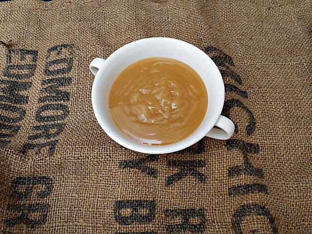 caramelo toffee sem açúcar