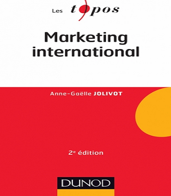 livre Le marketing international en pdf