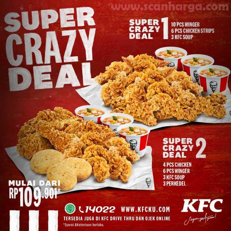 KFC Super Crazy Deal