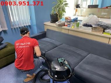 Giặt Ghế Sofa Tại Nhà Quận Phú Nhuận
