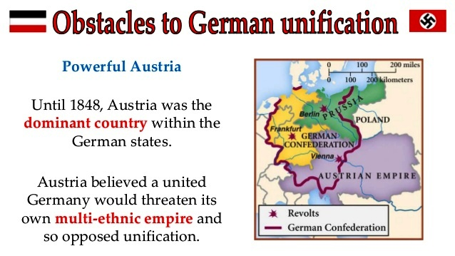 german nationalism and unification 17022015 in the first part of my lecture on german unification (deutsche einigung), i discuss german nationalism in the.