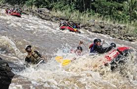 citra elo rafting | wonderful Indonesia