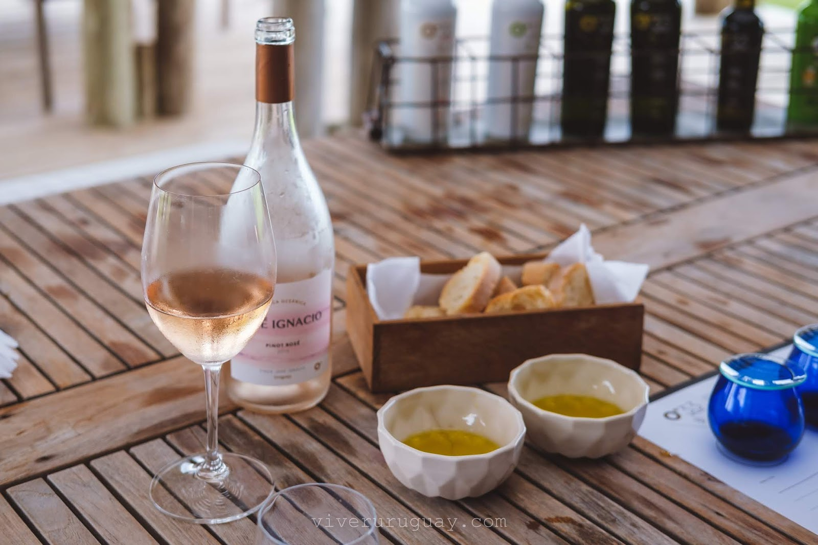 Vinho bodega oceanica uruguai