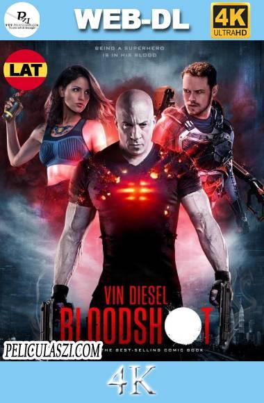 Bloodshot (2020) Ultra HD WEB-DL 4K Dual-Latino