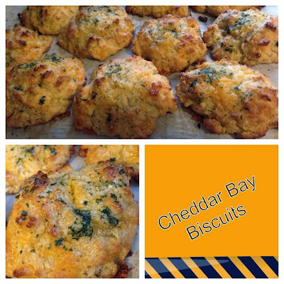 Cheddar Bay Biscuits - Recipe