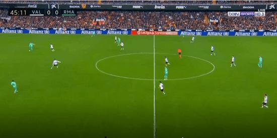 الان مشاهدة مباراة فالنسيا وريال مدريد بث مباشر الدوري الاسباني valencia vs real-madrid