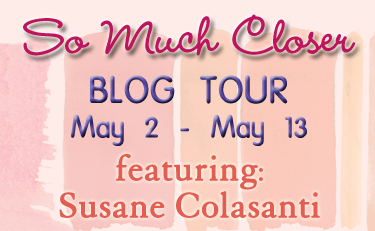Guest Post: Susane Colasanti & Giveaway