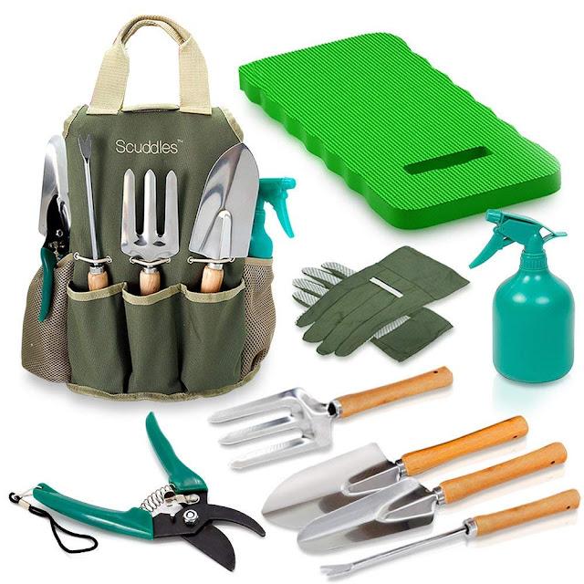 Scuddles Garden Tool set is a great set